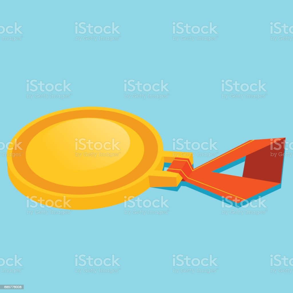 Infographics, medal on a blue background royalty-free infographics medal on a blue background stock vector art & more images of achievement