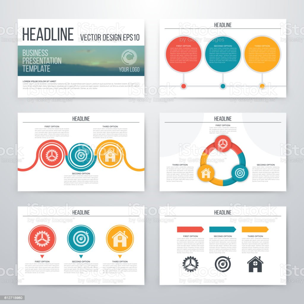 presentation template designs