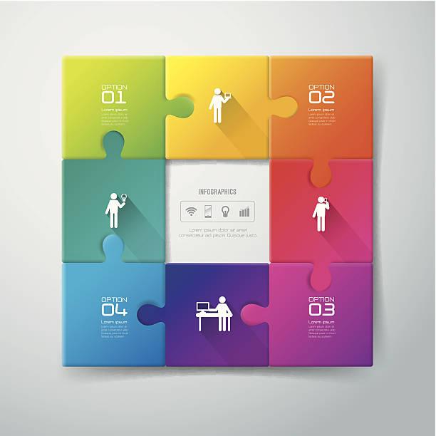infographics vector design template. - 現代 風格 幅插畫檔、美工圖案、卡通及圖標