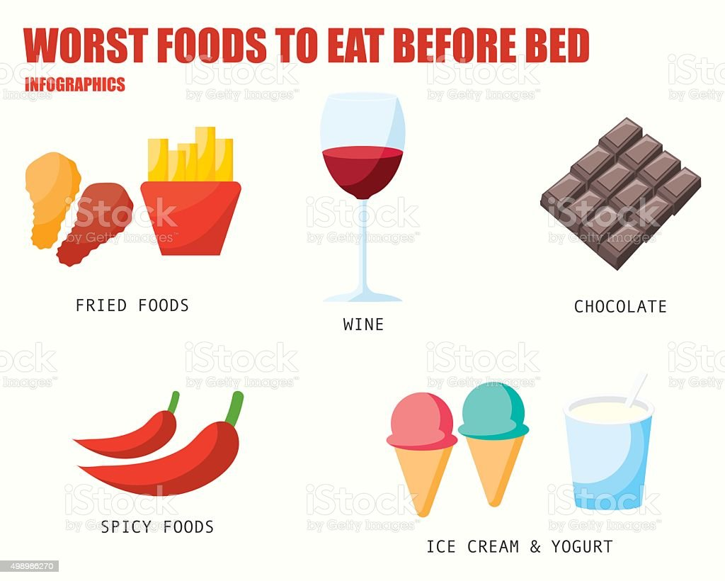 The Best Food To Eat Before Bed To Lose Weight