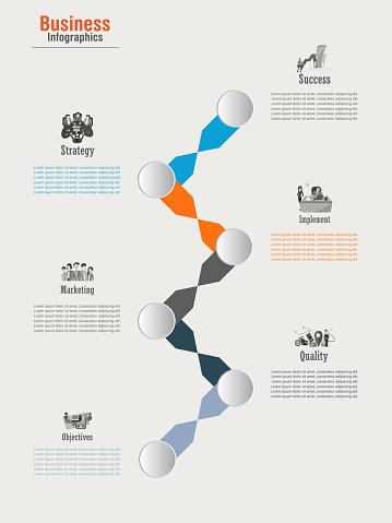 Infographics Stockvectorkunst en meer beelden van Abstract