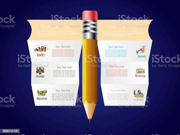 Infographics Stock Illustration - Download Image Now