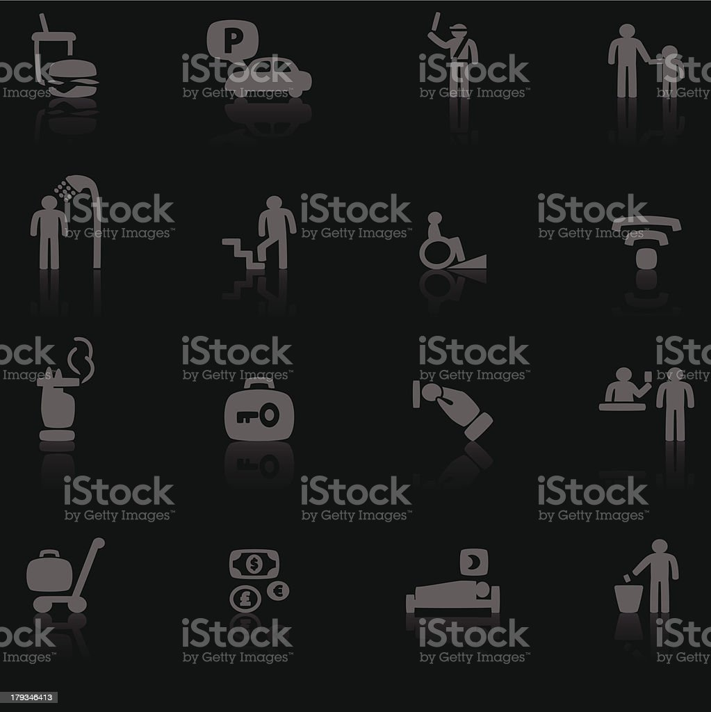 Information Icon royalty-free stock vector art