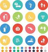 Vector File of Information Icon Set