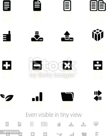 Information Icons.