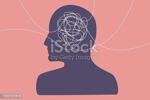 istock Information overload 1242127315