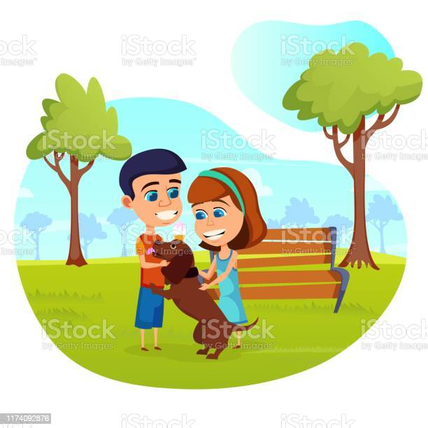 Informative poster friendship children cartoon vector id1174092876?b=1&k=6&m=1174092876&s=612x612&h=qnazgu1dpikqbgy0fq3octq x2olmwe a4pojs jais=