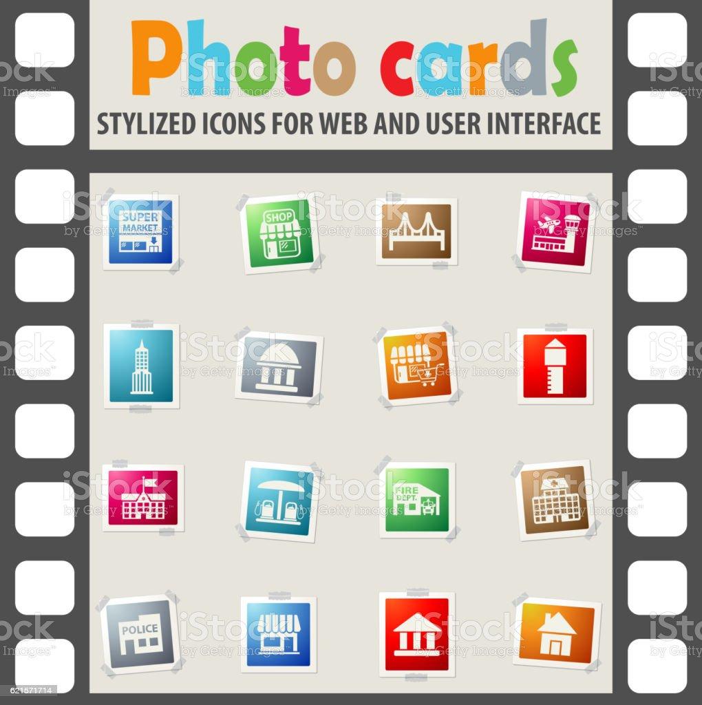 infrastructure icon set infrastructure icon set – cliparts vectoriels et plus d'images de aéroport libre de droits