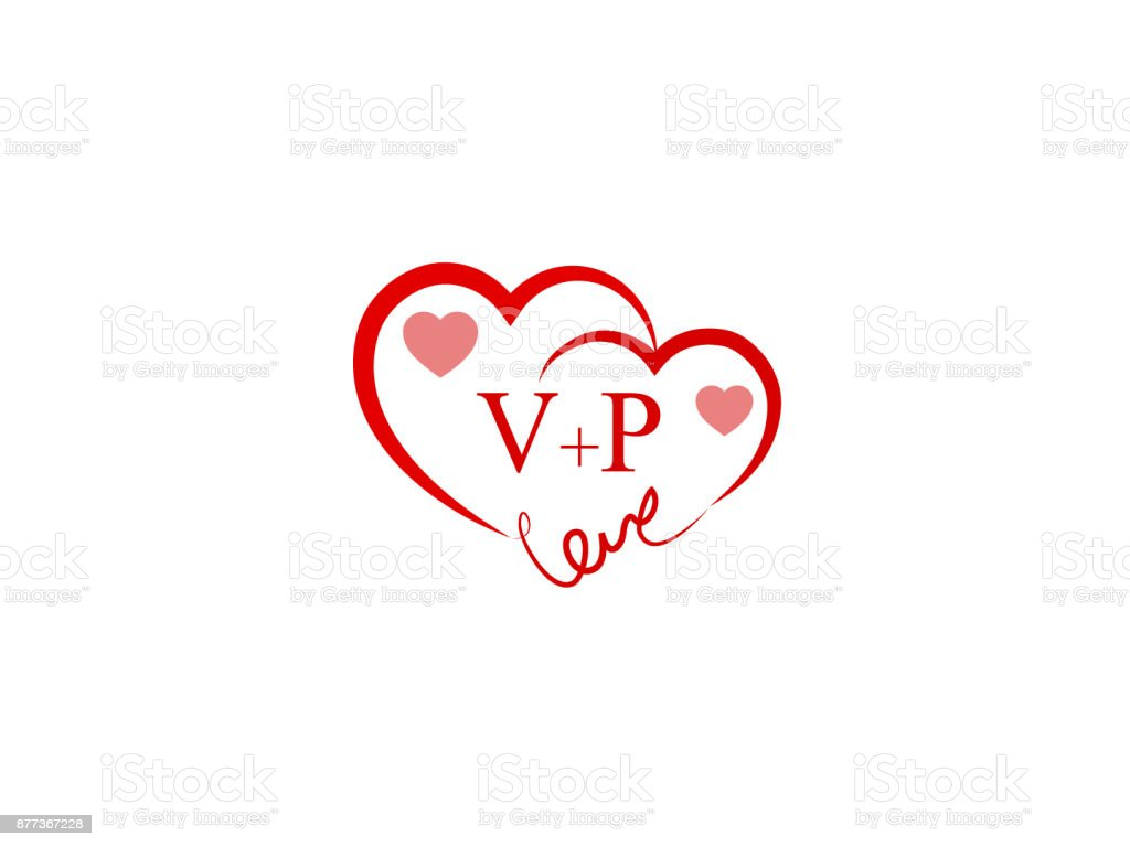Vp initial wedding invitation love icon template vector stock vector vp initial wedding invitation love icon template vector royalty free vp initial wedding invitation biocorpaavc Image collections