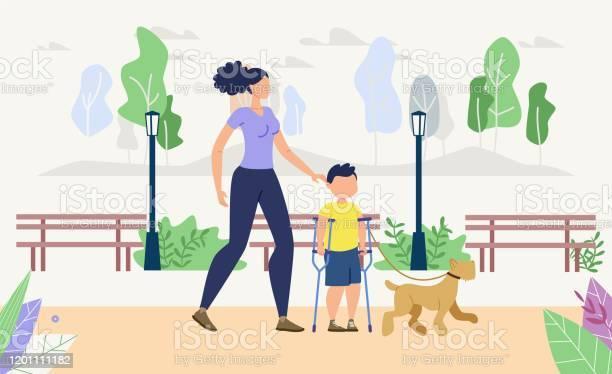 Injured children physical rehabilitation vector vector id1201111182?b=1&k=6&m=1201111182&s=612x612&h=wfqofaim5fng7r2ooh1pw7ddldovww6dcvdkqizzh 0=
