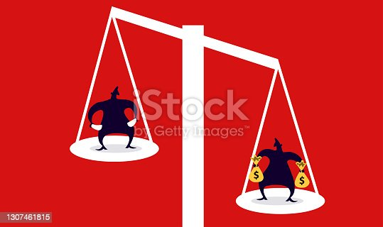 istock Injustice 1307461815