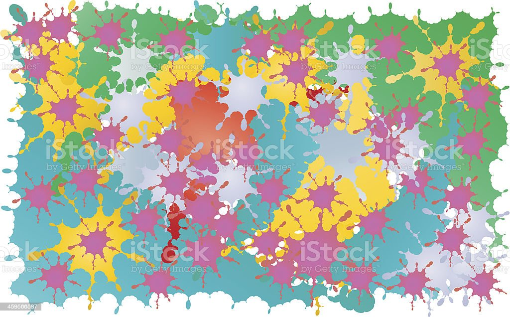 ink blobs royalty-free ink blobs stock vector art & more images of backdrop