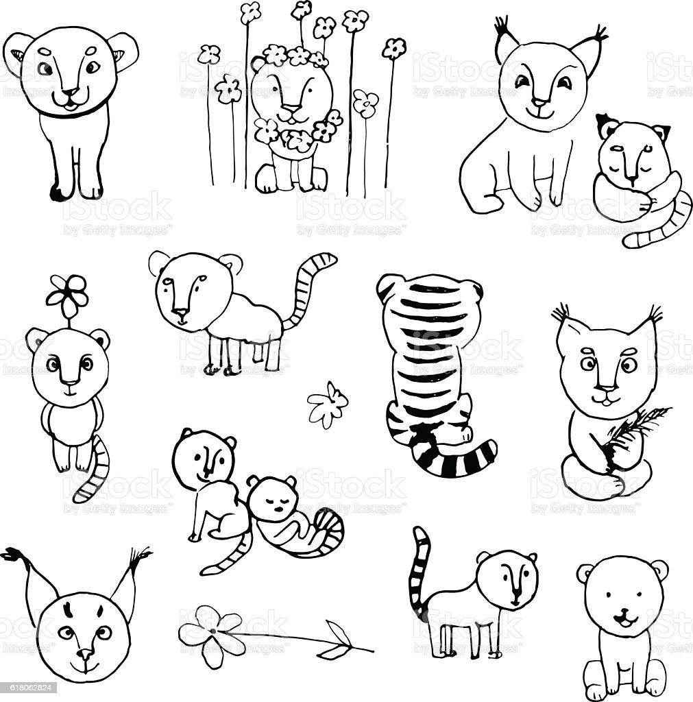 Скачать doodle cat на компьютер