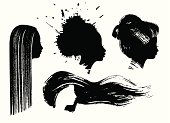 Ink woman profiles