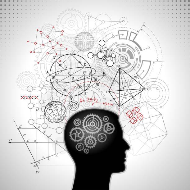 Concepto de innovación - ilustración de arte vectorial