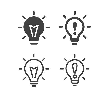 Innovation - Illustration Icons