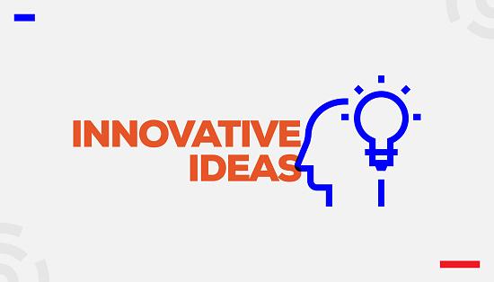 Innovative Ideas Concept