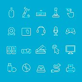 Input Device icons collection