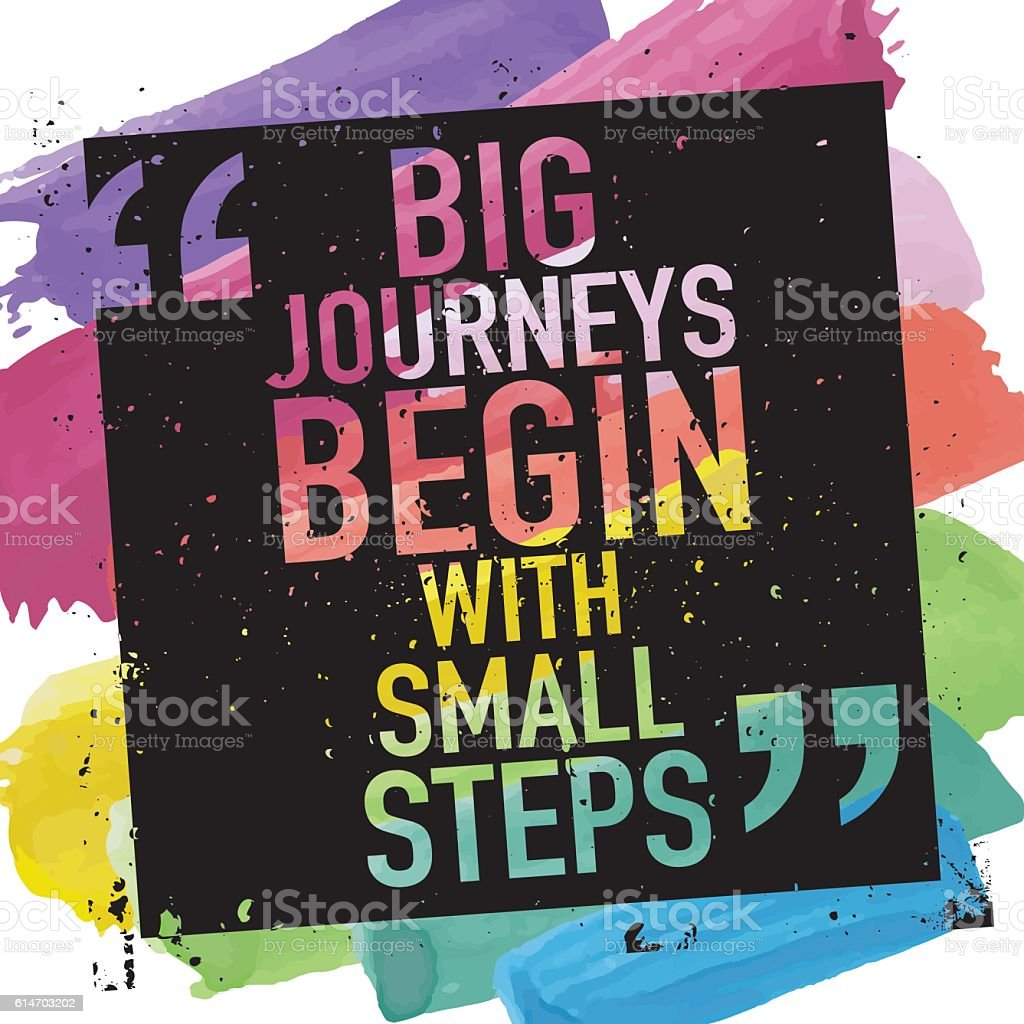 Inspiration concept inspirational motivational quote poster design vector art illustration