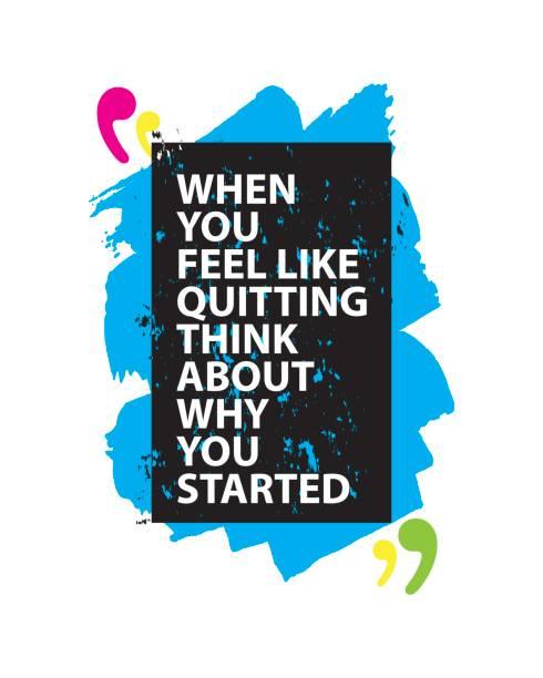 Inspiration motivation success concept print poster vector design vector art illustration