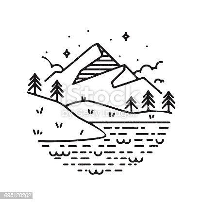 Inspirational vector illustration