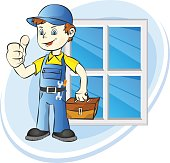 Installing windows service