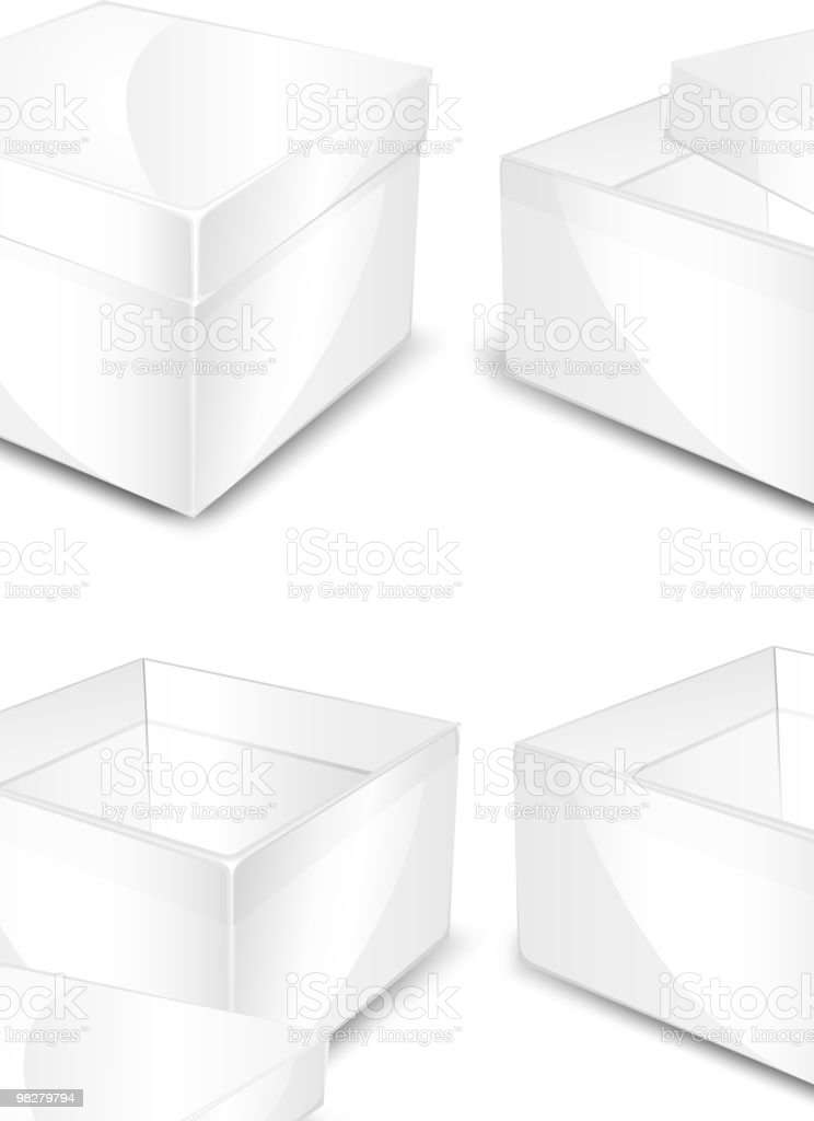Instruction on box opening royalty-free instruction on box opening stock vector art & more images of box - container