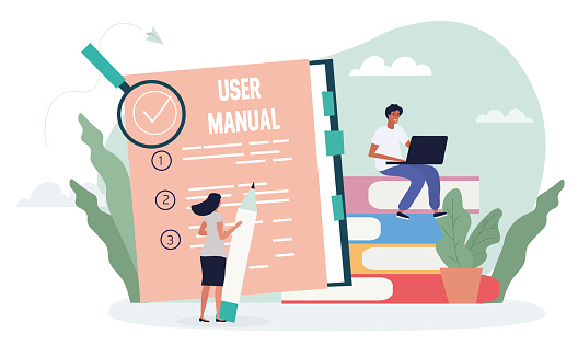 Instructions for Use with User Manual