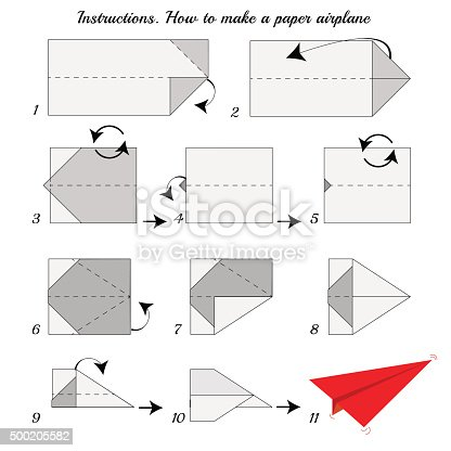 the best paper plane instructions