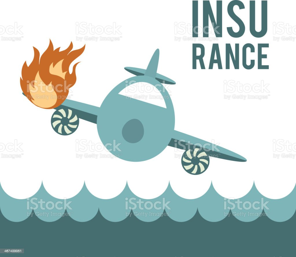 Insurance design royalty-free insurance design stock vector art & more images of accidents and disasters