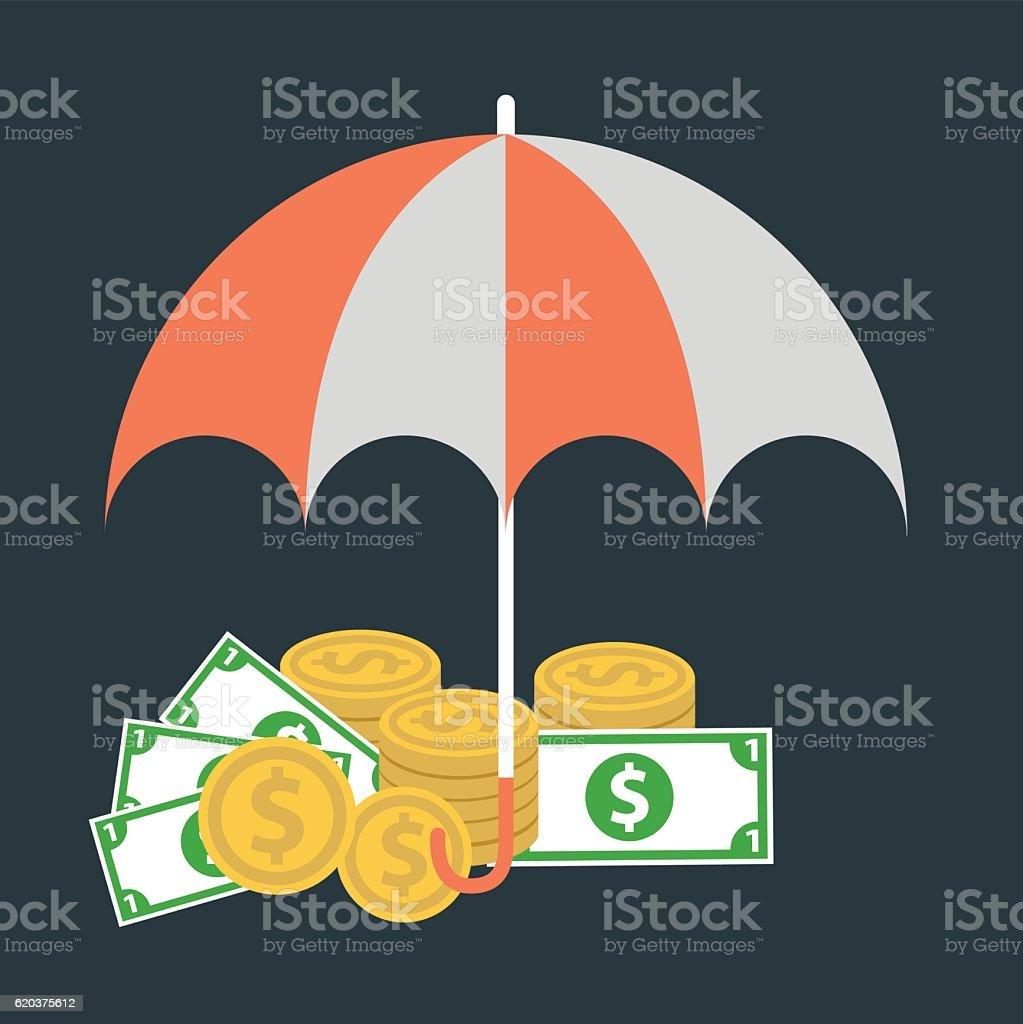 Ubezpieczenie płaska konstrukcja, Finans'i ubezpieczenia  ubezpieczenie płaska konstrukcja finansi ubezpieczenia - stockowe grafiki wektorowe i więcej obrazów agent ubezpieczeniowy royalty-free