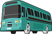 istock Intercity bus 1179643432