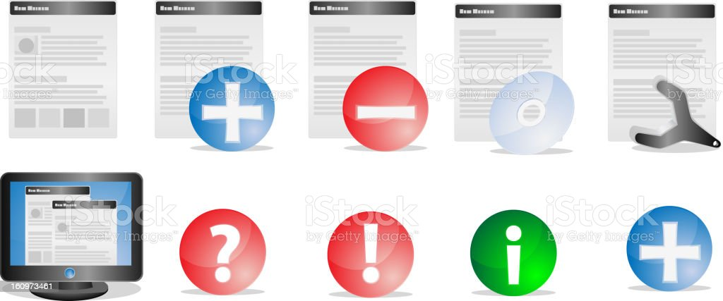 interface icons royalty-free interface icons stock vector art & more images of a helping hand