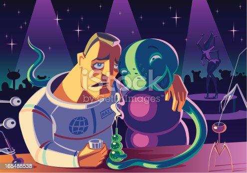 Intergalactic club