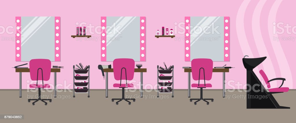 https://media.istockphoto.com/vectors/interior-of-a-hairdressing-salon-in-a-pink-color-beauty-salon-vector-id879043852
