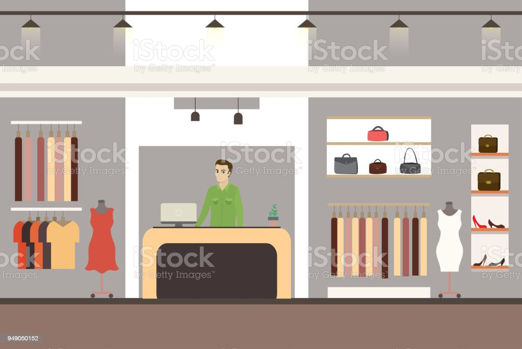 https://media.istockphoto.com/vectors/interior-of-a-modern-and-fashionable-clothing-store-vector-id949050152