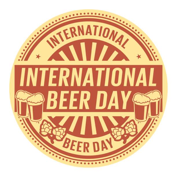 國際啤酒日 - 國際比賽 幅插畫檔、美工圖案、卡通及圖標