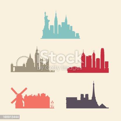International city skylines