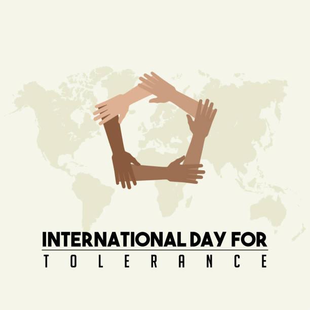 國際容忍日 - 國際比賽 幅插畫檔、美工圖案、卡通及圖標