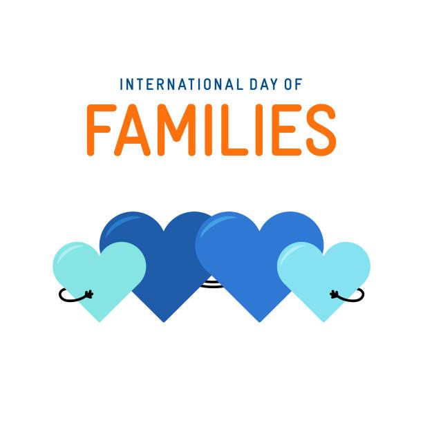國際家庭日 - 國際比賽 幅插畫檔、美工圖案、卡通及圖標