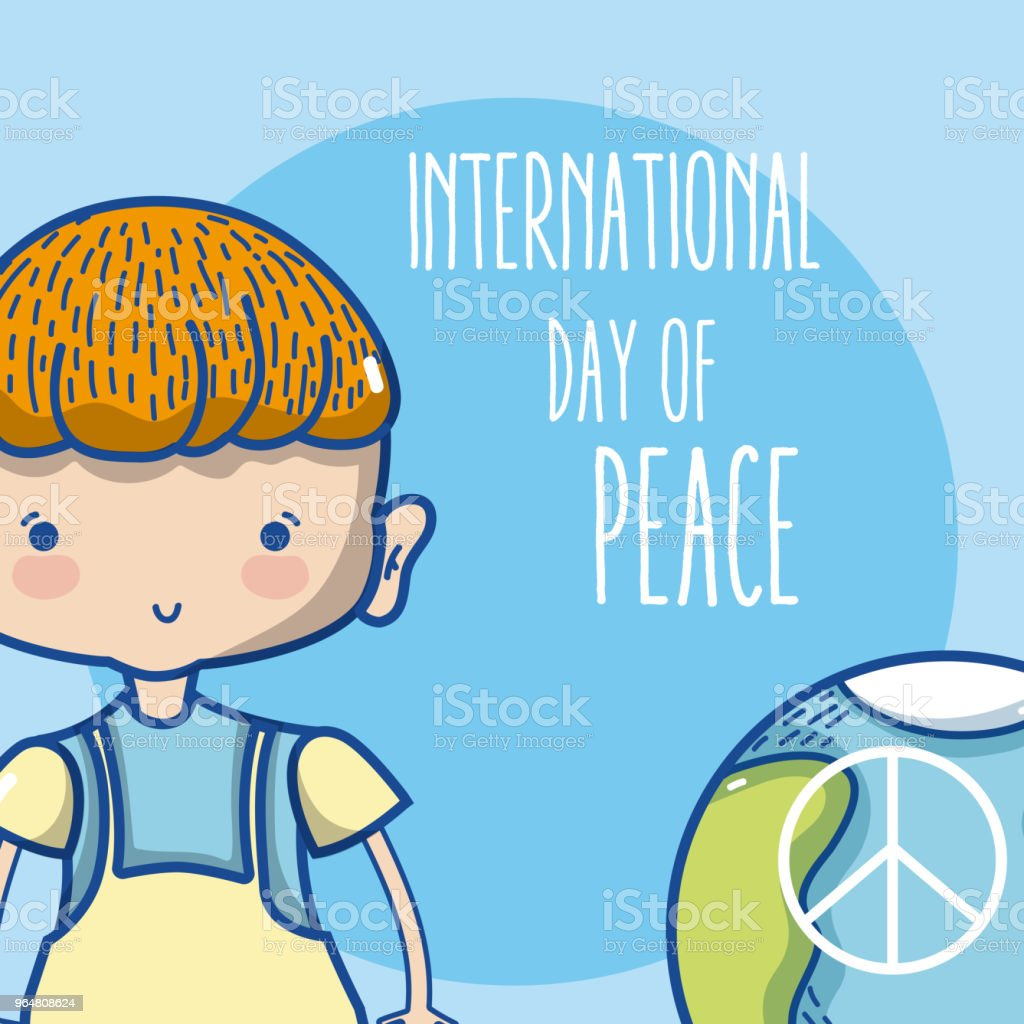 International day of peace royalty-free international day of peace stock vector art & more images of cartoon