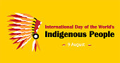 istock International Day of the World's Indigenous People 1332728946