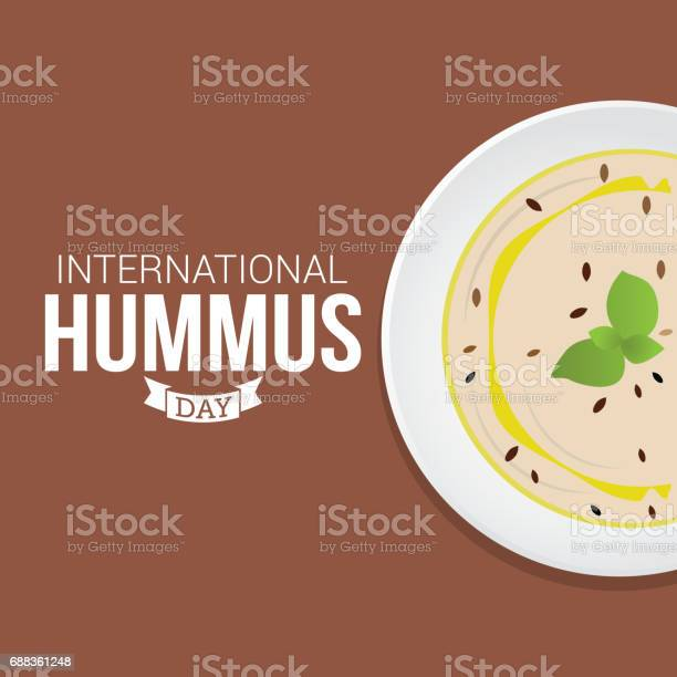 International hummus day vector illustration vector id688361248?b=1&k=6&m=688361248&s=612x612&h=i9ikdzjhtbrwx4 cpxuxqvghxfnsp idgly7vmqvsnc=