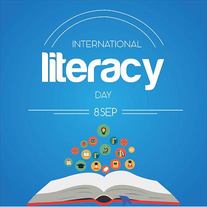 International Literacy Day, 8th September.