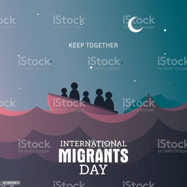 International migrants day vector id823626820?b=1&k=6&m=823626820&s=612x612&h=pepooow1dnxt paqhhezivsejozhe iyl9oytqyxgww=
