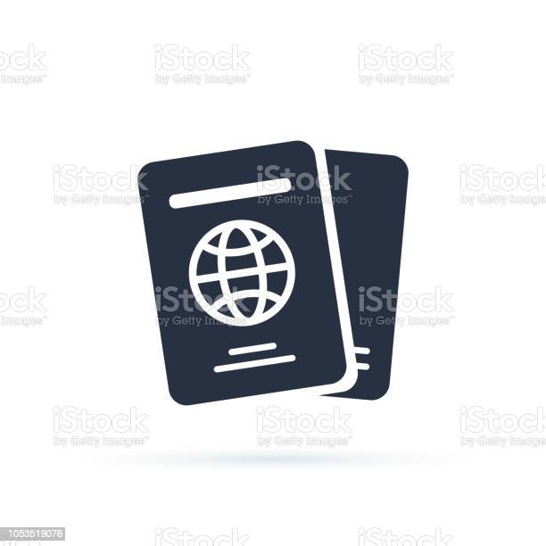 International passport vector icon filled flat sign for mobile and vector id1053519076?b=1&k=6&m=1053519076&s=612x612&h=loonut7fsnafa6qaiqnkty5noj0sqq hlfpuxnxv9tw=
