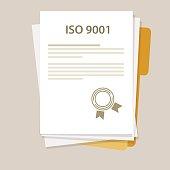ISO 9001 International standard organization on quality management system certification