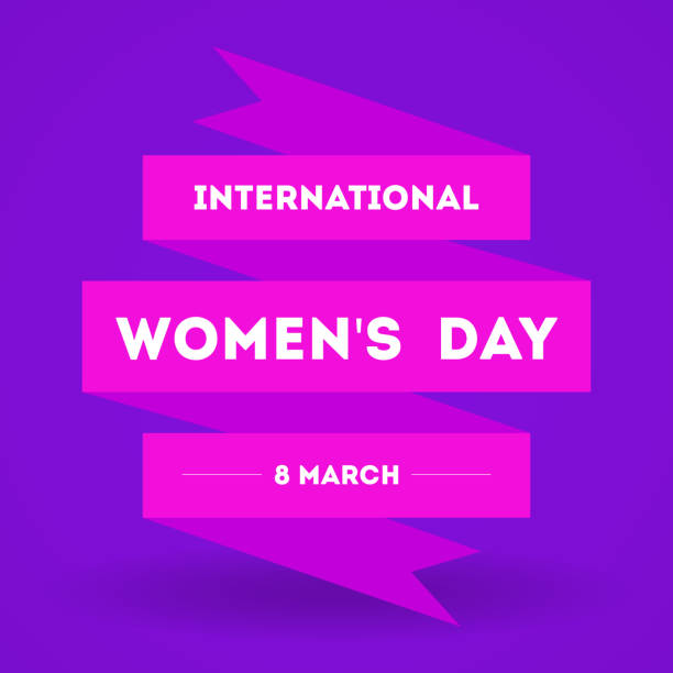 International Women's Day. 8 March. Flat design, vector illustration International Women's Day. 8 March. Flat design, vector illustration battle of the sexes concept stock illustrations