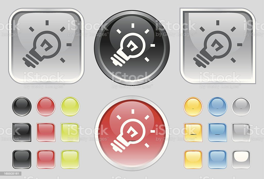 Internet Buttons royalty-free internet buttons stock vector art & more images of arrow symbol
