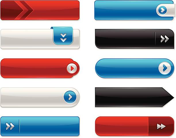 internet buttons - 按鈕 幅插畫檔、美工圖案、卡通及圖標